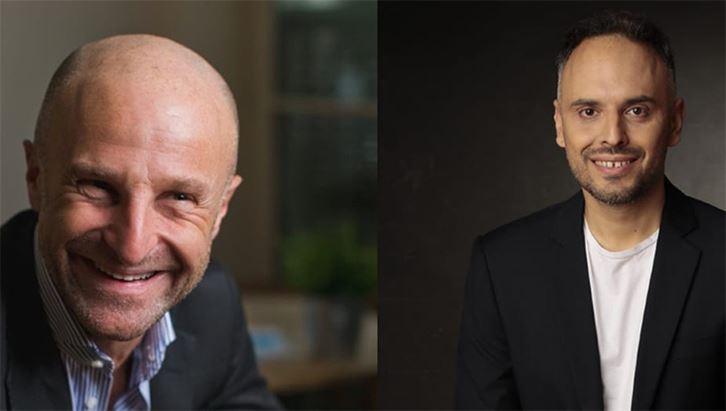 Alberto Chalon e Massimiliano Squillace