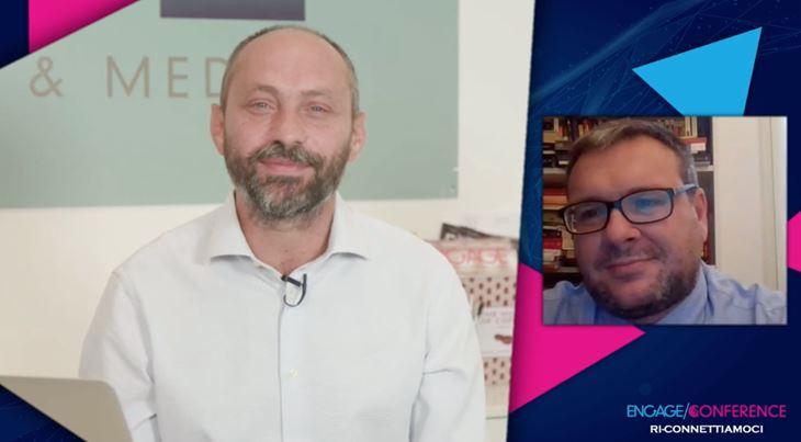 Da sinistra: Simone Freddi e Lorenzo Facchinotti