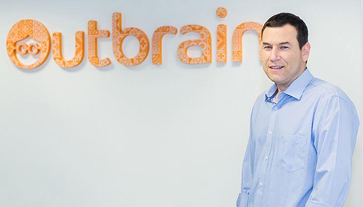 Eytan Galai, Chief Revenue Officer di Outbrain