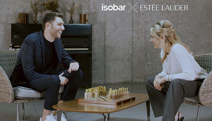 Giulia Gaudino e Manuele Mameli insieme per il video pubblicitario di Double Wear