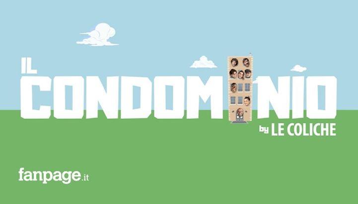 """""""Il condominio"""" è il titolo di una delle nuove serie"""