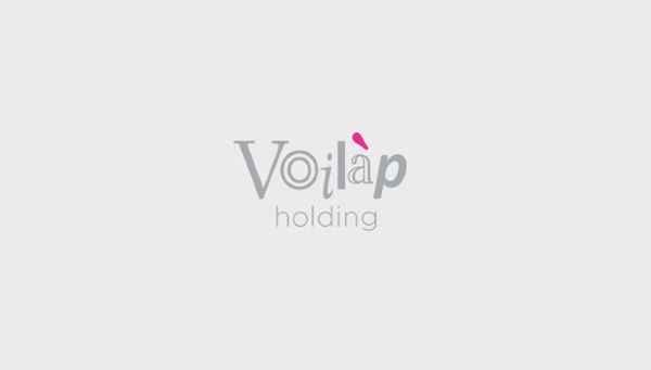 Il logo di Voilàp holding