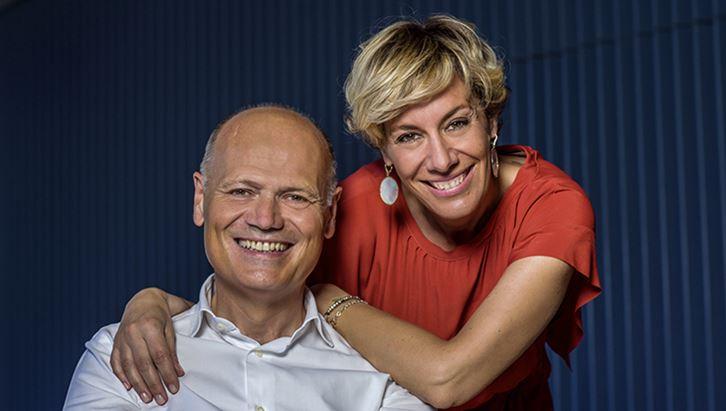 Massimo Beduschi e Simona Maggini