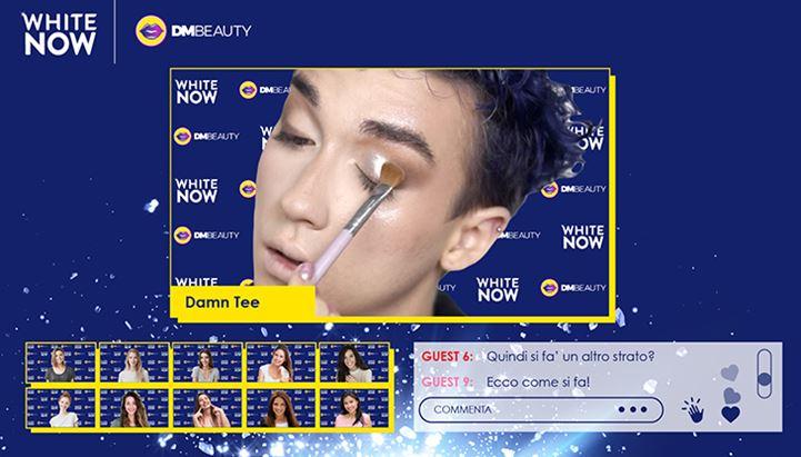 Un'immagine della Beauty Academy di DMBeauty