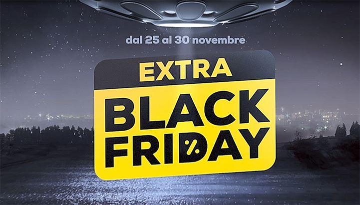 Euronics lancia il suo Black Friday Extra