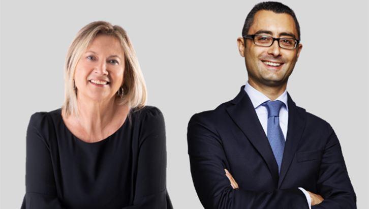 Giuliana Goggi e Gianluca Scavo
