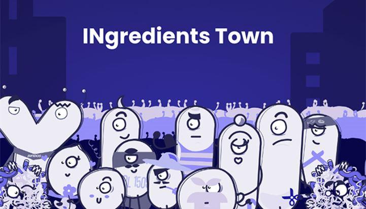 La piattaforma INgredients Town realizzata da Ribrain per Sacco System