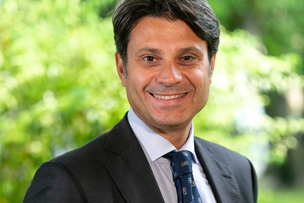 Luca Cariotti, presidente di Tunnel Motion