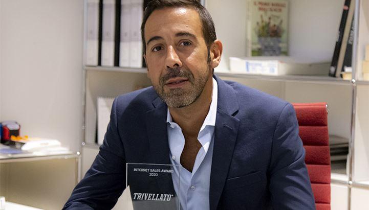 Luca Crisà, Digital Strategy & Innovation Director di Trivellato