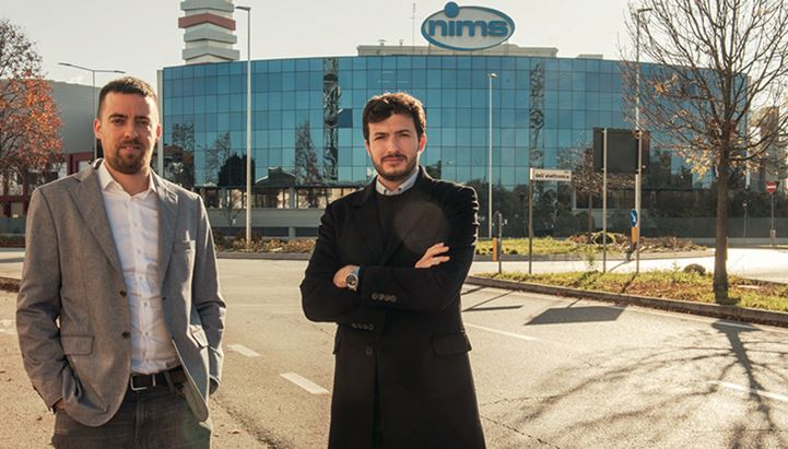 Marco Dalla Dea e Giovanni Cecolin di YAK Agency