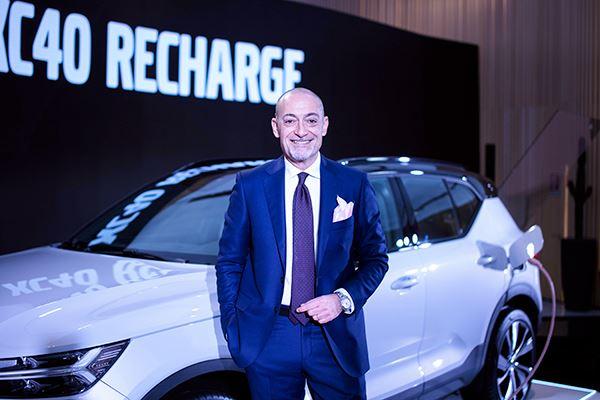Michele Crisci, Presidente e Amministratore Delegato di Volvo Car Italia