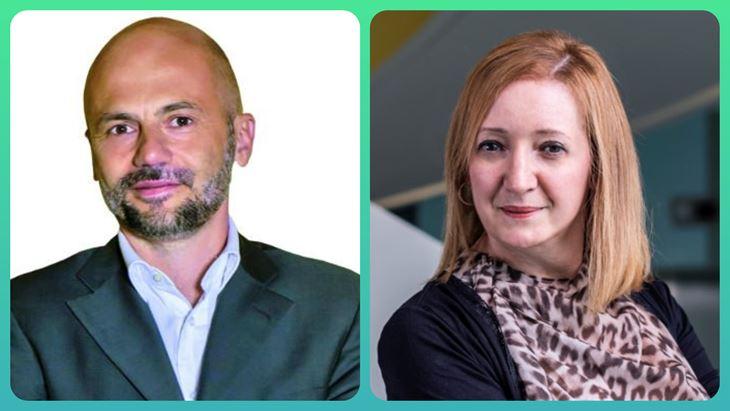 Giacomo Moletto e Simona Zanette