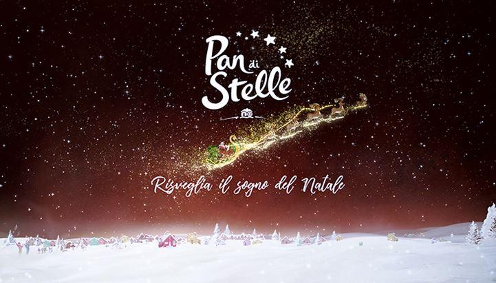 """Pan di Stelle lancia la nuova campagna """"Risveglia il sogno del Natale"""""""