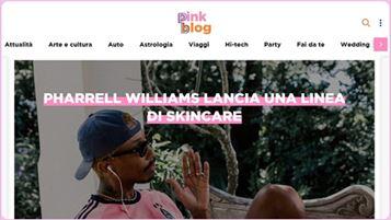 Triboo annuncia il restyling di Pinkblog.it
