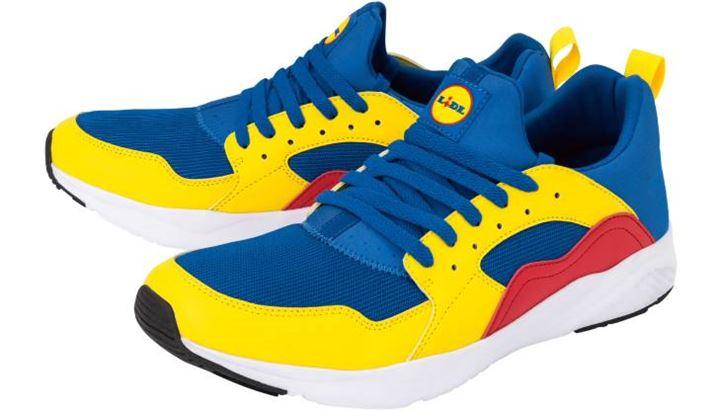 """Le sneaker """"limited edition"""" della Lidl"""