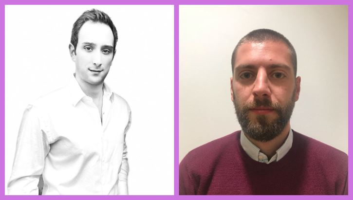 Tommaso Zanotti, Content Marketing Manager, e Alberto Bommartini, Client Leader di The Story Lab