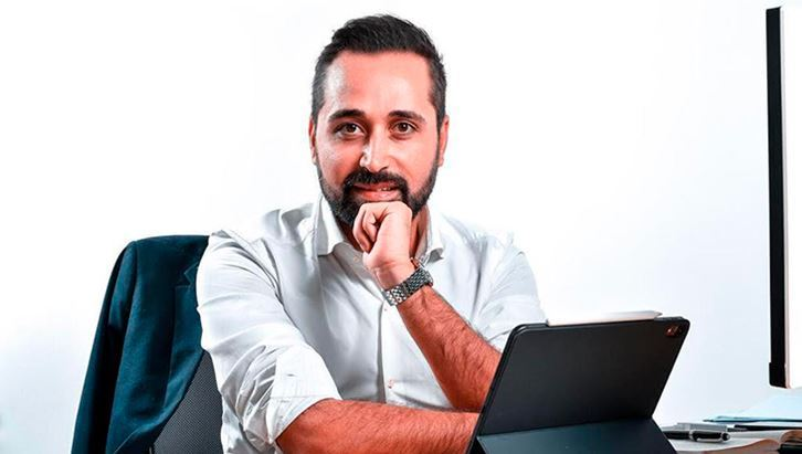 Spinup lancia una nuova piattaforma per il performance marketing. In foto il fondatore e CEO Antonio Romano