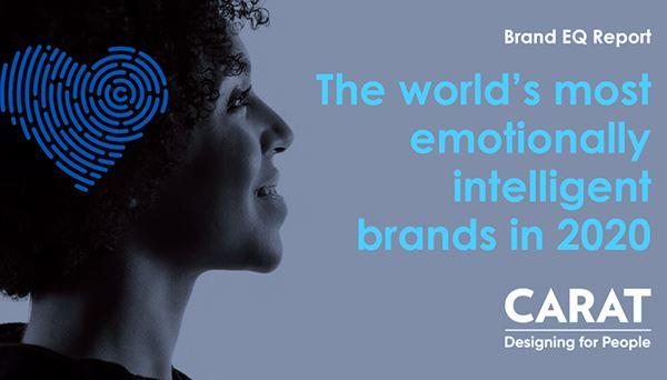 Carat pubblica il suo Brand EQ Report 2020