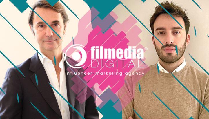 Da sinistra: Filippo Ubaldini e Federico Chimenti
