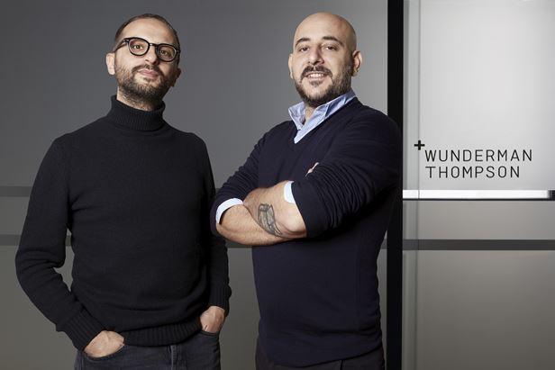 Pas Frezza e Luca Iannucci, Direttori Creativi di Wunderman Thompson