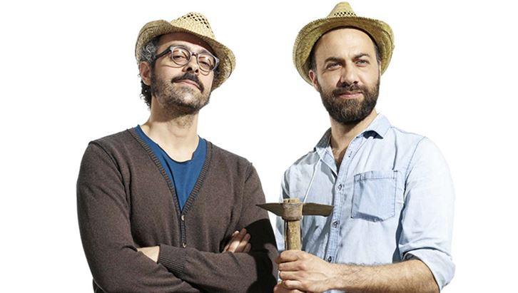 Manfredi Marino e Ugo Beretta