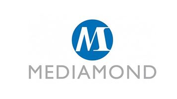 Il logo di Mediamond
