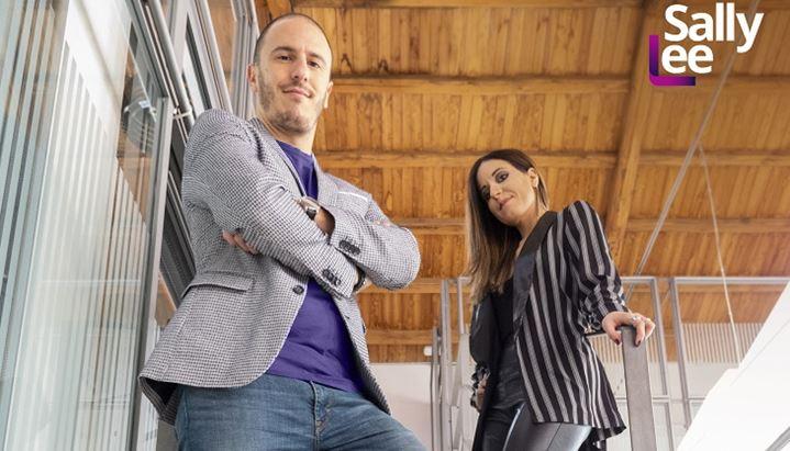 Enrico Nunnari e Sarah Colautti