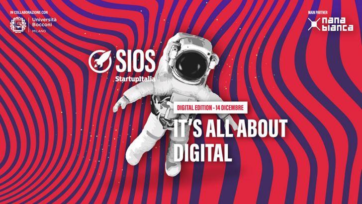 La locandina di #SIOS20