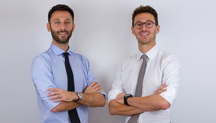 Teobaldo Semoli e Carlo Cazzaniga