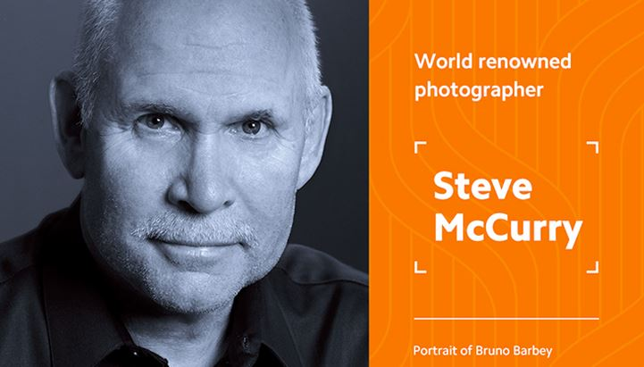 """Steve McCurry al centro del progetto """"My Unsung Heroes"""" di Xiaomi"""