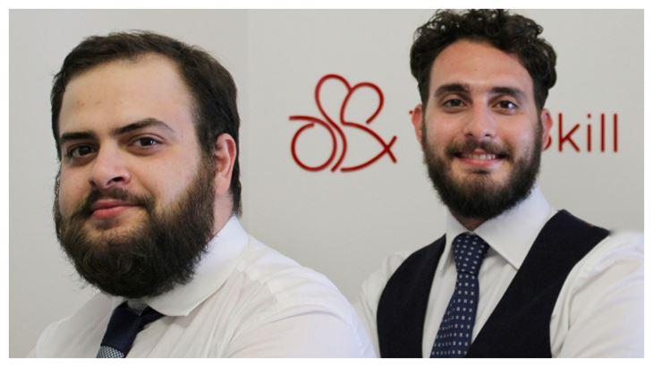 In foto, da sinistra: Dario Tasca e Giovanni Cioffi