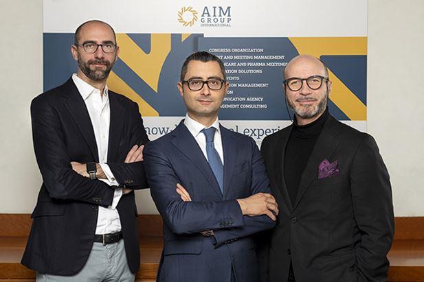 Da sinistra: Nicola Sciumè, Gianluca Scavo e Massimo Galli