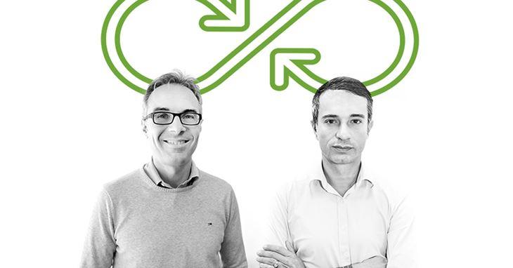 Da sinistra, Alberto Rossi e Sergio Spaccavento di Conversion