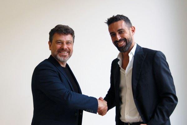 Da sinistra, Alberto Gugliada e Marco Valenti