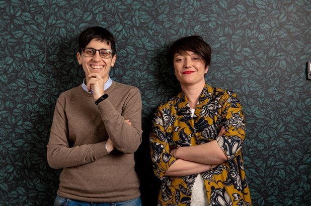 Alessandra Maggio e Valentina Pederiva