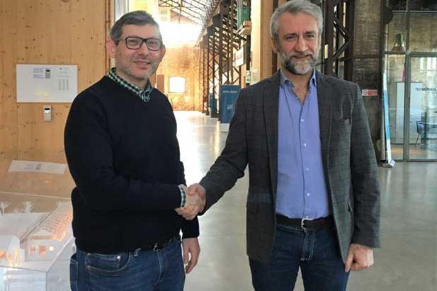 Andrea Storchi e Luca Torri