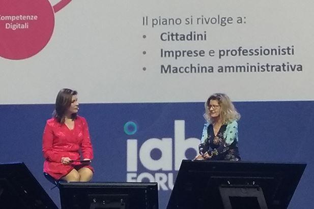 da sinitra: Barbara Serra e Roberta Cocco