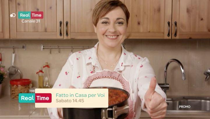 Benedetta Rossi Torna In Tv Con Fatto In Casa Per Voi E Festeggia Il Milione Di Iscritti Su Youtube