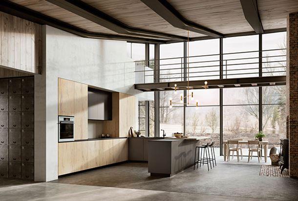 Una cucina Berloni