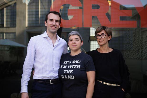 Jacopo Bordin, Serena Di Bruno e Silvia Cazzaniga