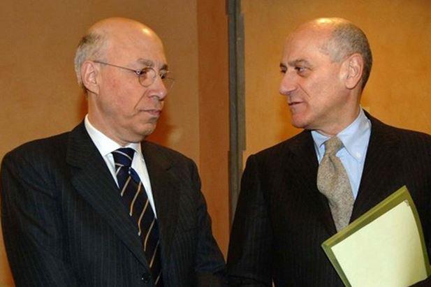 Gianni Vallardi e Roberto Briglia