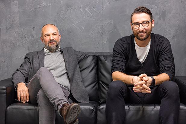 da sinistra: Marco Briotti e Stefano Moretti