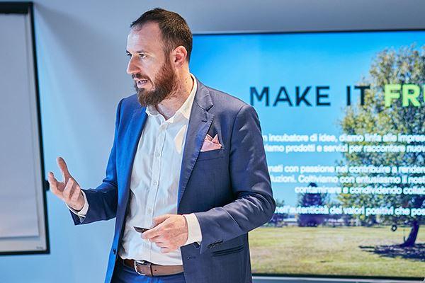 Btrees in un intervento alla Milano Digital Week