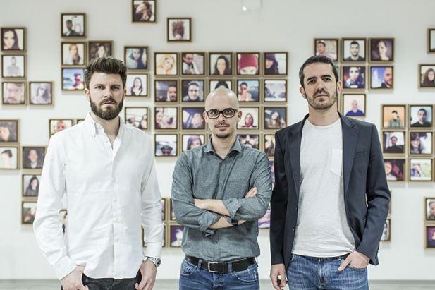 Gabriele Cucinella, Stefano Maggi e Ottavio Nava, Ceo di We Are Social Milano