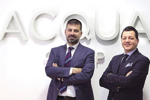 Davide Arduini e Andrea Cimenti