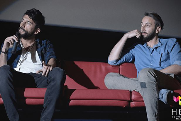 Paolo De Santis e Stefano Argiolas