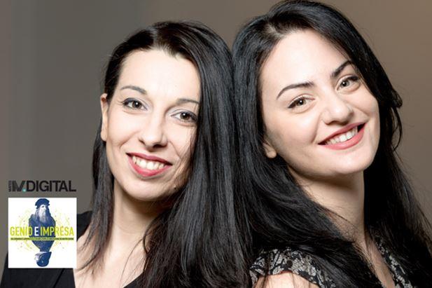 Elena Decorato e Alessia Salvatori