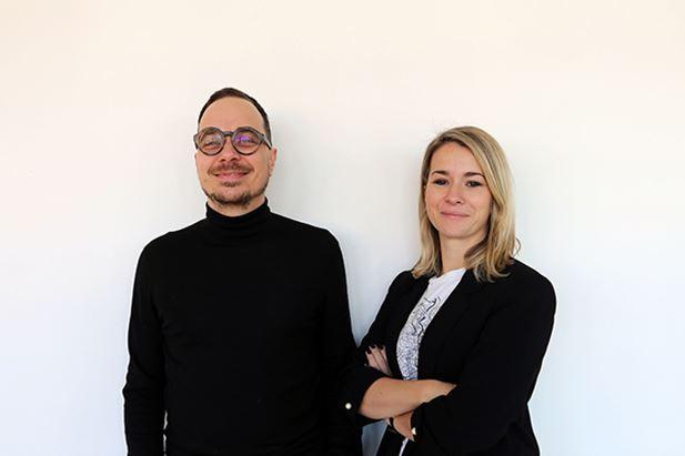 Graziano Nani e Hana Kovacevic