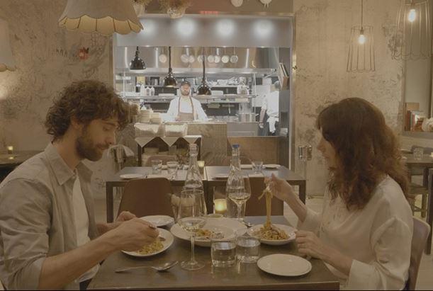 Emanuele Pollini e Maddalena Fossati