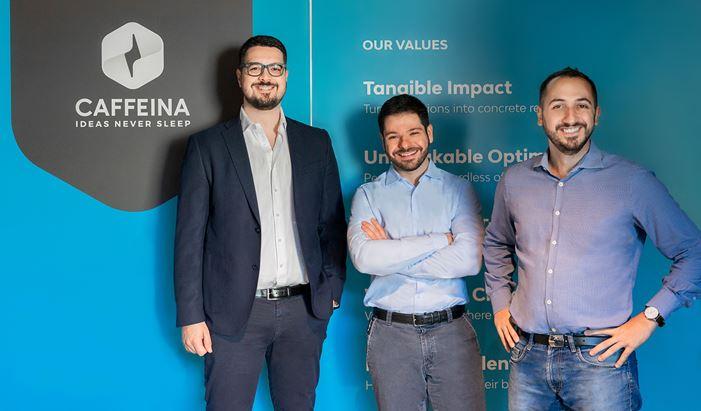 Da sinistra: Tiziano Tassi, Henry Sichel e Antonio Marella
